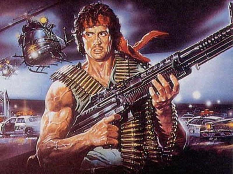 Rambo TV Series