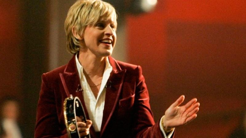 Ellen DeGeneres will Host the 2014 OSCARS