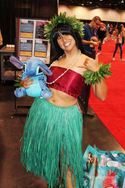 Disney Expo Cosplays