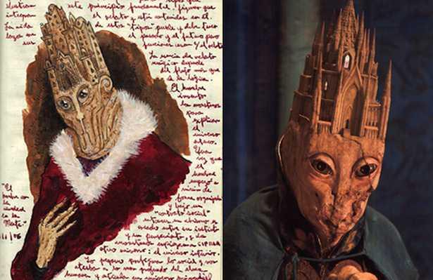 Guillermo del Toro's Sketchbook