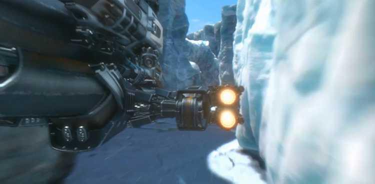 Animated Sci-Fi Short Initium