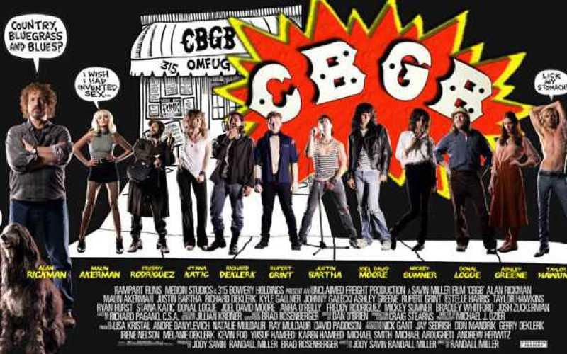 Trailer for CBGB