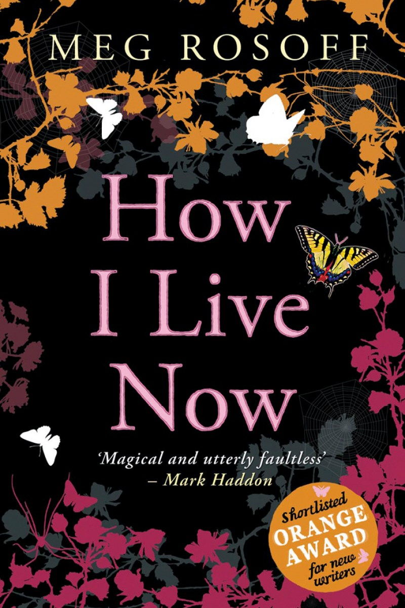 How I Live Now Poster