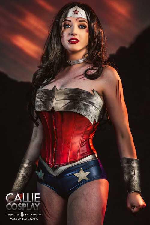 Brilliant Wonder Woman
