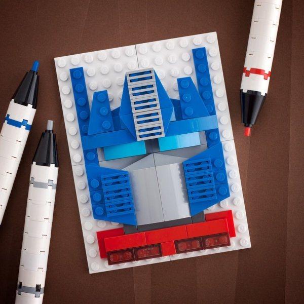 optimus-prime-lego-portrait