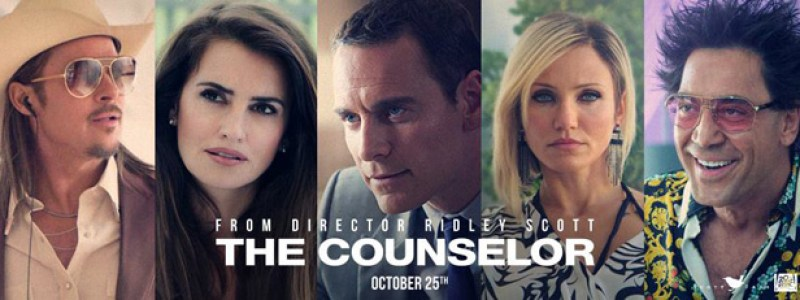 The Counselor New Trailer