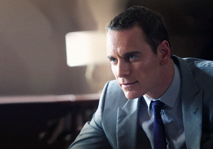 The Counselor Michael Fassbender