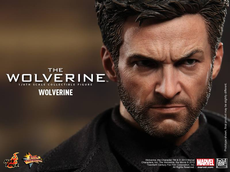 The Wolverine Collectible Figure