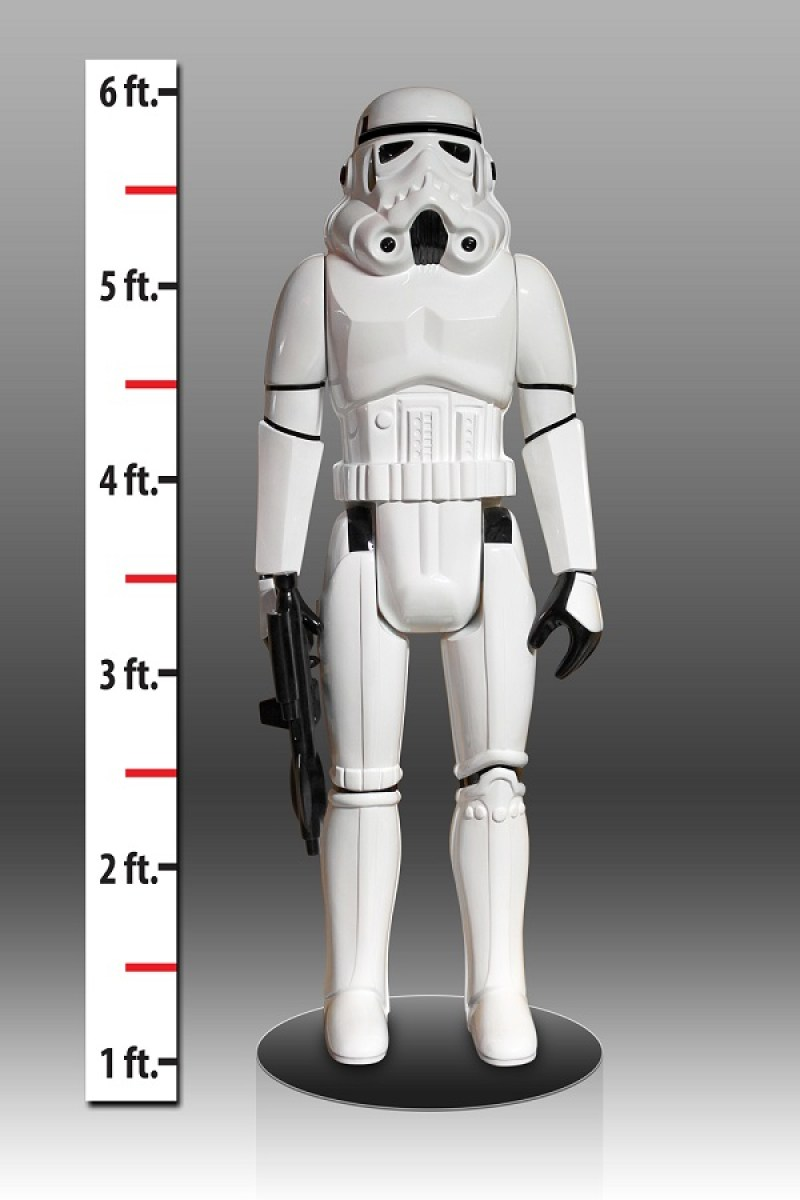 Life-Sized Stormtrooper