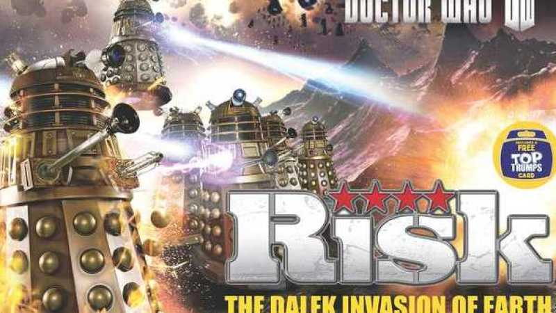 Doctor Who: Risk