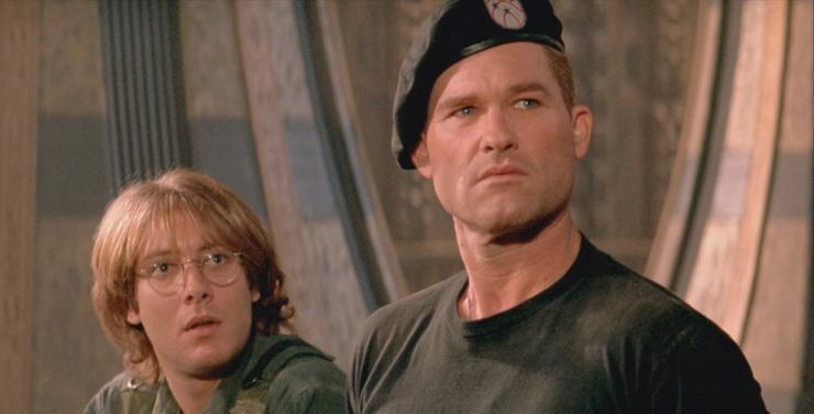 Stargate coming back to life with film trilogy reboot