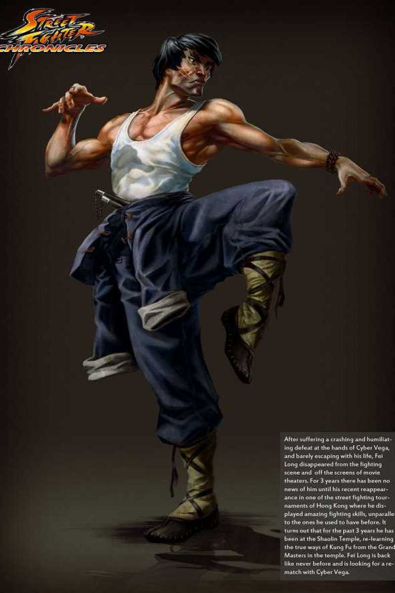 Street Fighter Character Edition