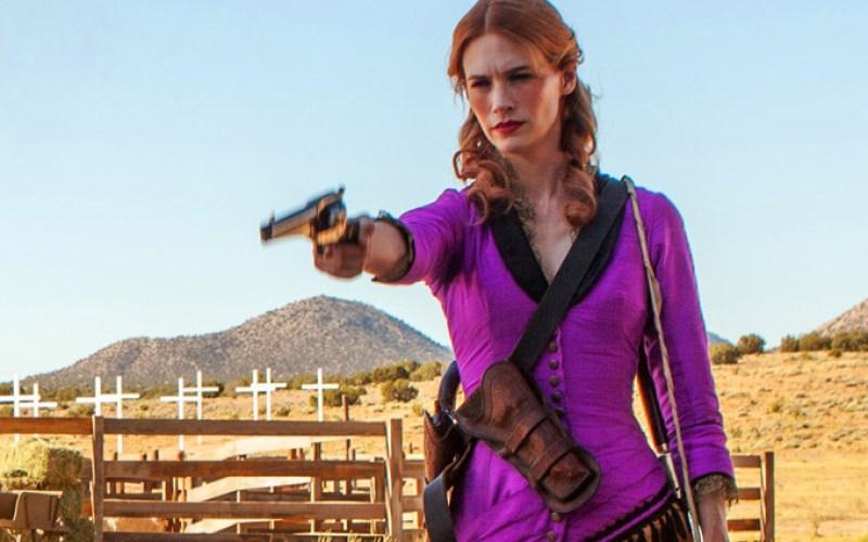 New Trailer for January Jones' Western Sweetwater