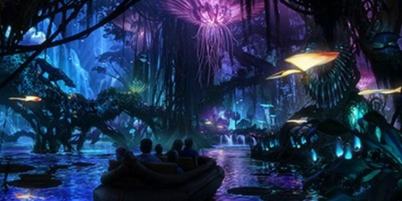 Avatar Theme Park