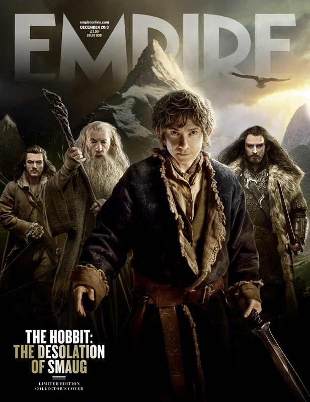 The Hobbit: The Desolation of Smaug Covers