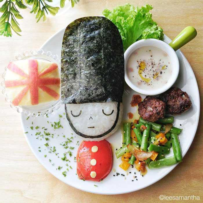 Meals As Masterpieces