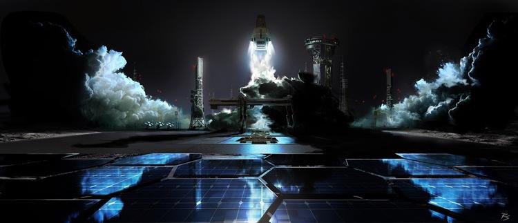 ENDER'S GAME concept art