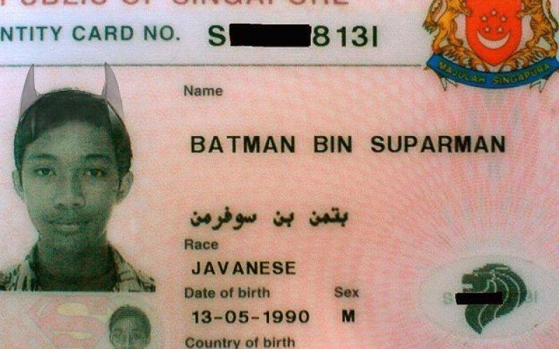Real Life Batman Arrested