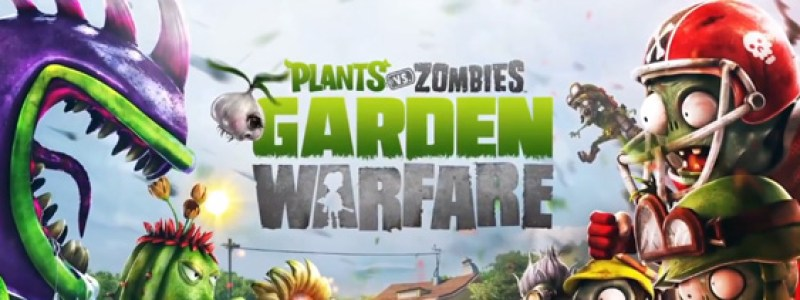 New Release Date For Plants vs. Zombies Garden Warfare