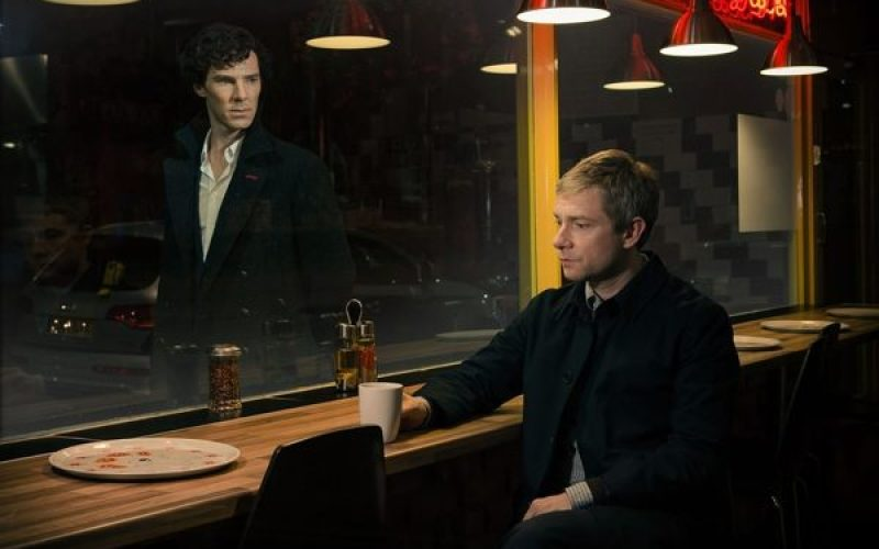 First Official Sherlock Season 3 Photo