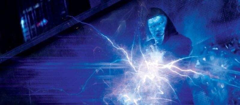 Electro in AMAZING SPIDER-MAN 2