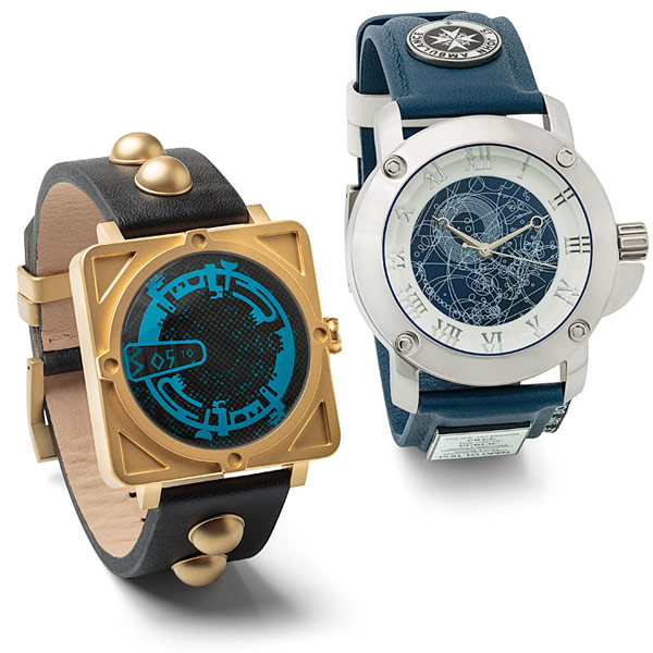 Eye-Catching Doctor Who-Inspired Watches