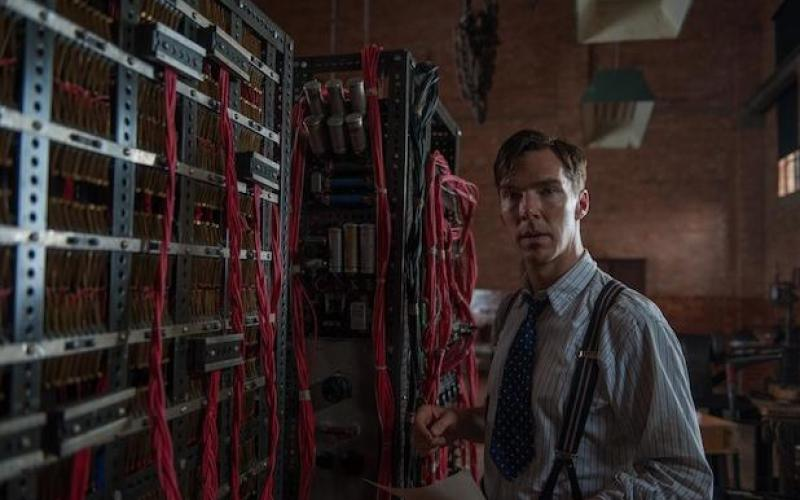 Benedict Cumberbatch's First Still From The Imitation Game