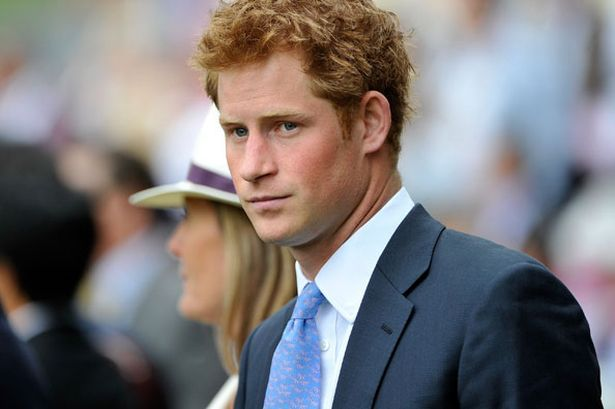 Things About Prince Harry