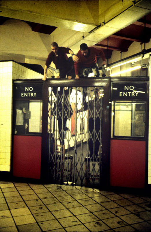 40 Years of Life in London Underground