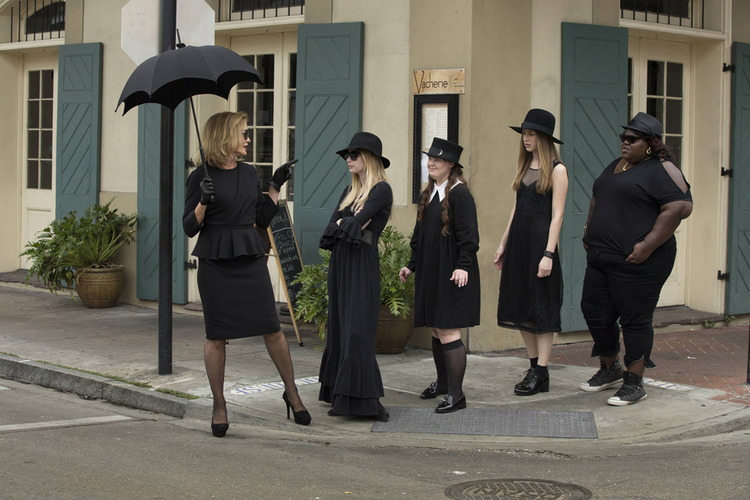 American Horror Story Season 4 will Take Place in the 1950s
