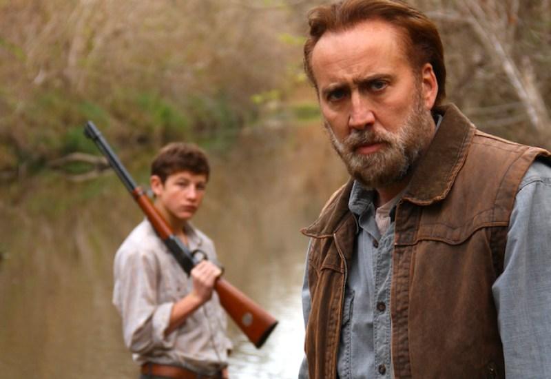 Nicolas Cage's JOE