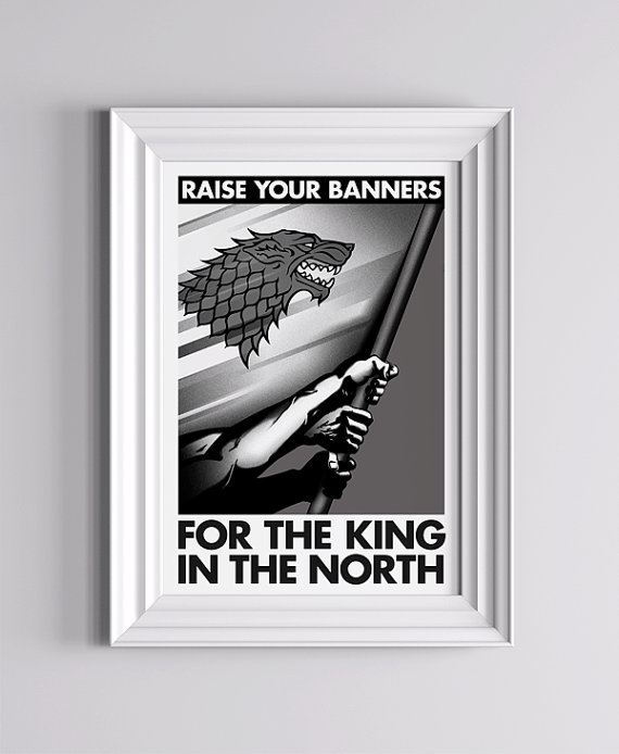 Game of Thrones Propaganda Posters And More