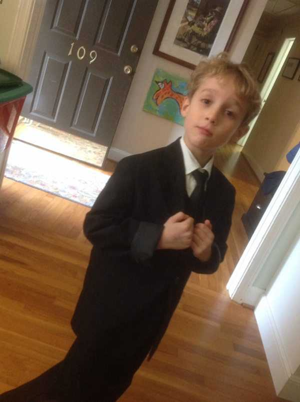 One Kid, 11 Days, 11 Doctor Who Outfits