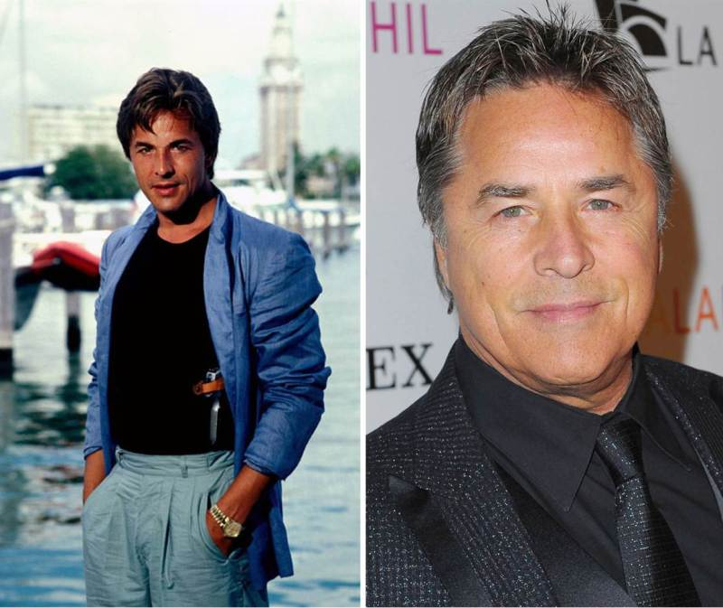 80s heartthrobs, past and present