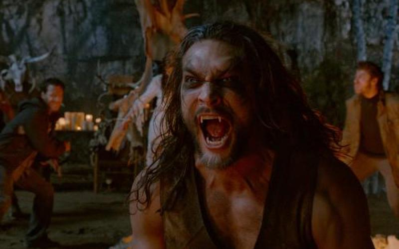Jason Momoa 'Wolves' Horror