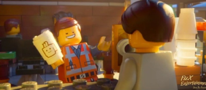 LEGO MOVIE Official Bloopers Reel (2)