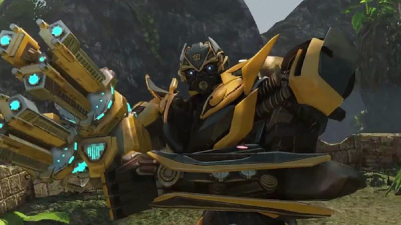 Transformers: Rise of the Dark Spark Details