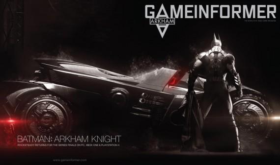 Batman: Arkham Knight Announced As Series Final Chapter