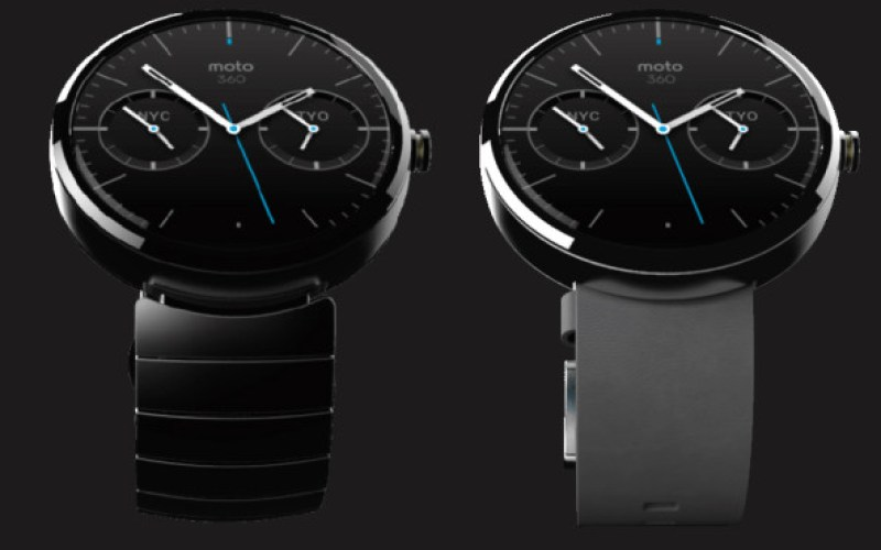 The New Moto 360 Smartwatch