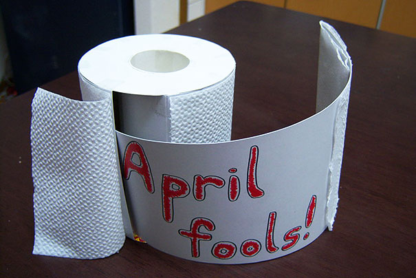 Prank Ideas For April Fools' Day