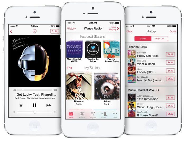 Apple iOS 8 To Get Stand Alone iTunes Radio App (Rumor)