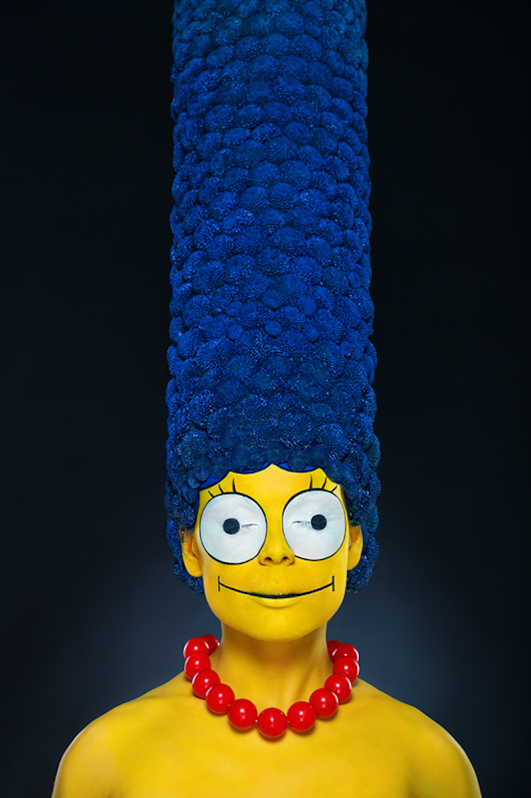 terrifying-real-life-photo-of-marge-simpson
