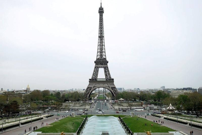 125 Years Since The Inauguration Of The Eiffel Tower