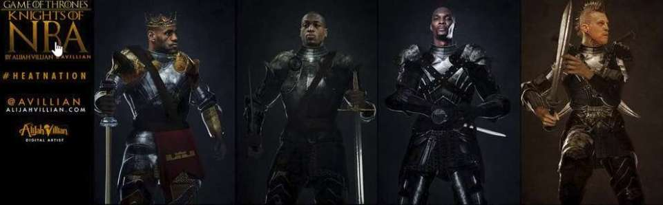Knights Of NBA