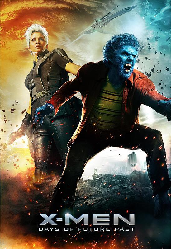 X-Men: Days of Future Past,