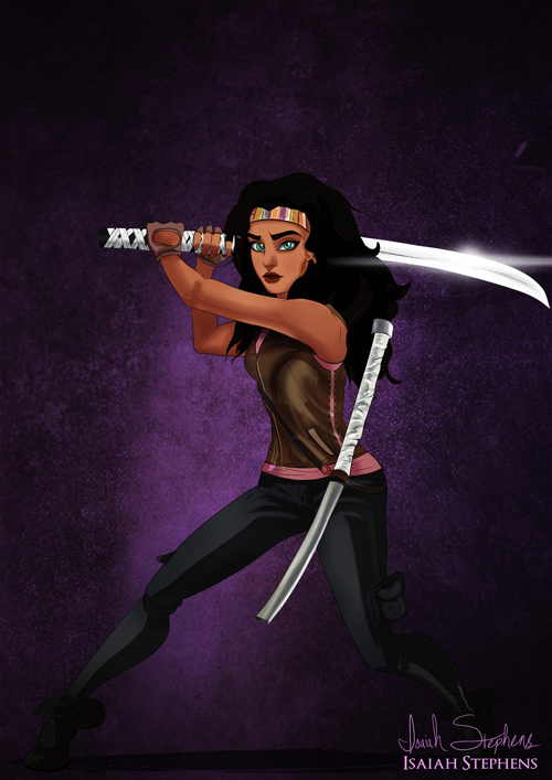 Disney Characters Reimagined (6)