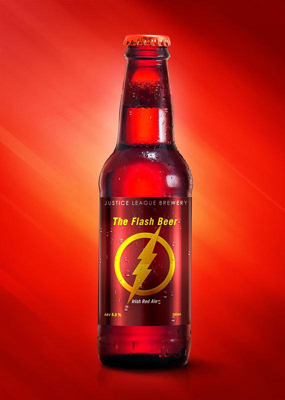 Super Hero Beers