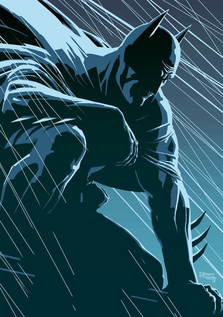 Stunning BATMAN Fan Art