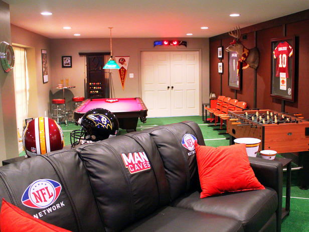 5 Tips for Building an Upscale and Luxurious Man Cave