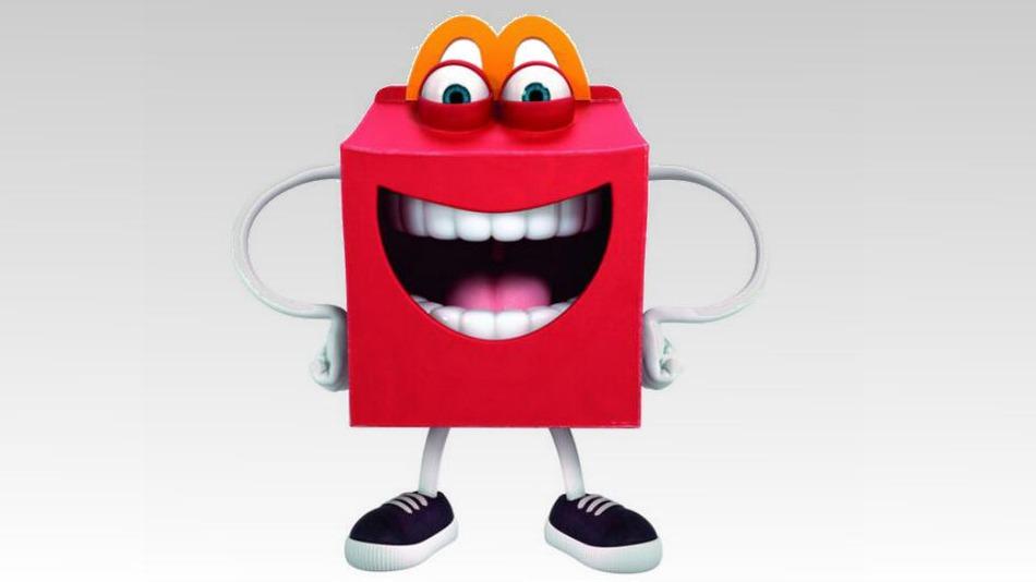 McDonald's New Mascot